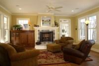 Farmhouse Cottage Living Room - Farmhouse - Living Room ...