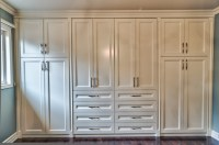 Built-in closet - Traditional - Closet - toronto - by ...