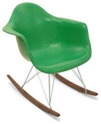 Modernica Arm Shell Rocker - Modern - Kids Chairs ...