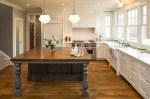 Farmhouse Kitchen Island Designs