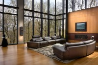 Modern cool - Modern - Living Room - montreal - by Bruno ...