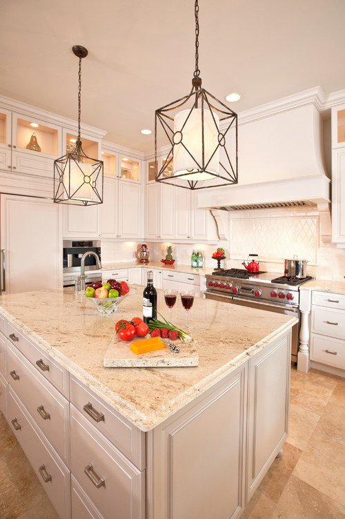 Kitchen Island Lanterns Where Did You Find The Lights Above The Island.