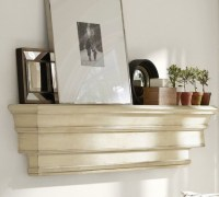 Decorative Ledge - Traditional - Display And Wall Shelves ...