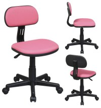 Pink Task Office Chair - Traditional - Office Chairs ...