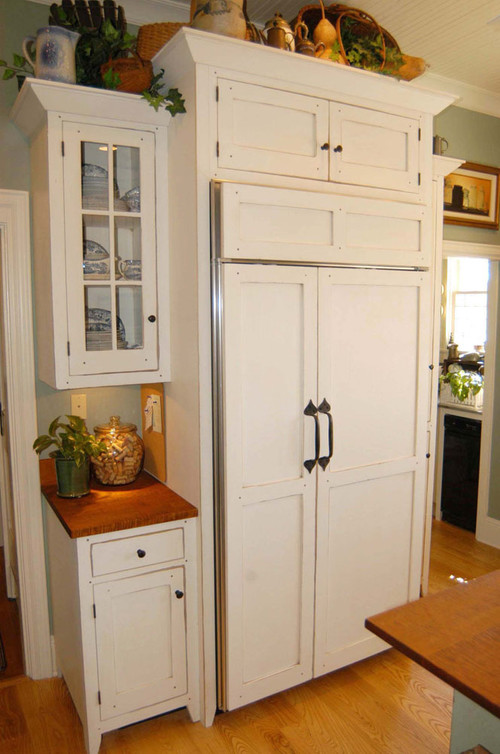 A Joyful Cottage: Cottage Style Kitchen