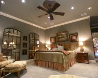 Recessed Lighting Placement Bedroom Design Ideas, Pictures ...