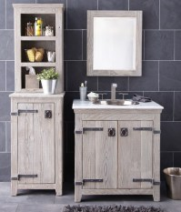 Americana Vanity, Cabinet, and Hutch by Native Trails ...