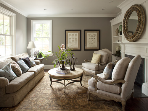 The 6 Best Paint Colors That Work In Any Home HuffPost - best neutral paint colors for living room