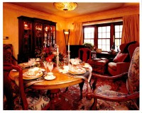 Edwardian Dining Room - Traditional - Dining Room ...