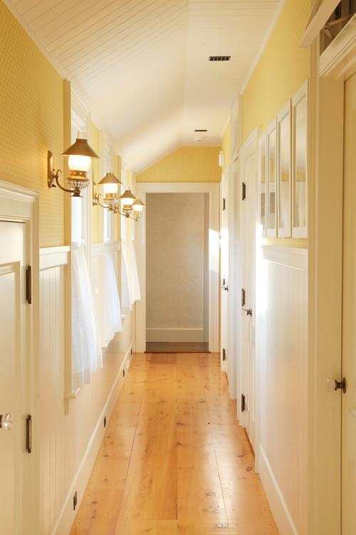3d Wallpaper For Bedroom Walls Hallway Decorating Ideas Town Amp Country Living