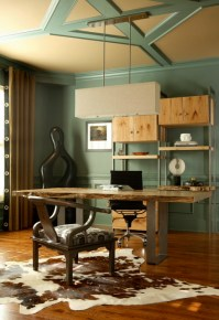 Office - Eclectic - Home Office - atlanta - by Design ...