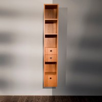 Lacava Plaza Bathroom Storage Cabinet - Modern - Bathroom ...