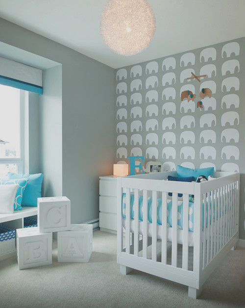 Baby Girl Nursery Wallpaper Uk Www Willowandme Co Uk Elephant Themed Nursery