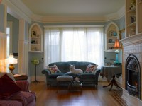 Queen Anne Revival - Traditional - Living Room - seattle ...