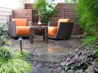 Zen patio furnishings - Contemporary - Patio - san ...