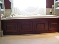 Cherry Jacuzzi Panels - Traditional - Bathroom - boston ...