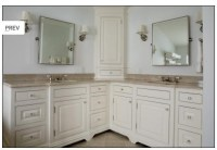 Large Vanity w/ Tower traditional-bathroom