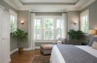 Master Bedroom Windows - Craftsman - Bedroom - nashville ...