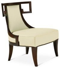 Greek Lounge Chair - Contemporary - Armchairs And Accent ...