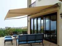Retractable Awning Patio Cover - Traditional - Patio - los ...