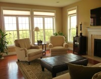 Windham Pottery Barn Style Living Room