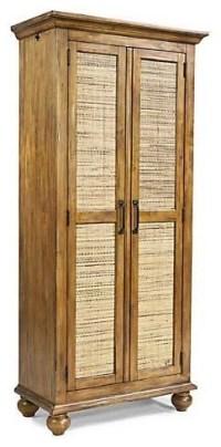 Panama Jack Coronado Desk Cabinet - Tropical - Storage ...