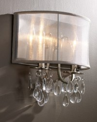 Crystal Wall Sconces - Home Designs