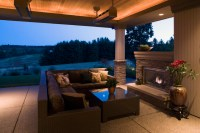 Covered Patio - Contemporary - Patio - other metro - by ...