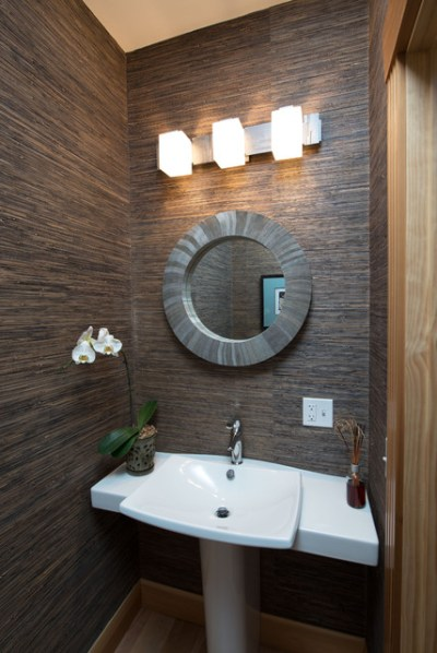 can grasscloth wallpaper be used in a bathroom 2017 - Grasscloth Wallpaper