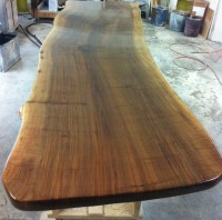 Wood Slabs - Natural Edge Table Tops - Walnut Slabs ...