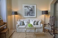 A Design Update for a 90's Home - Traditional - Living ...