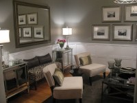 Old Hollywood Living Room - Eclectic - Living Room ...