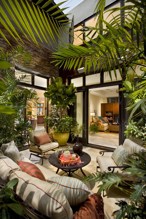 Salon De Jardin En Bois Exotique 10 Indoor Gardens That Definitely Bring The Outdoors In