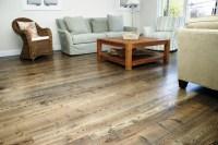 Natural Ash Wood Flooring - Contemporary - Living Room ...