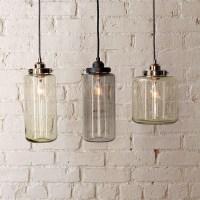 Glass Jar Pendants - Contemporary - Pendant Lighting - by ...