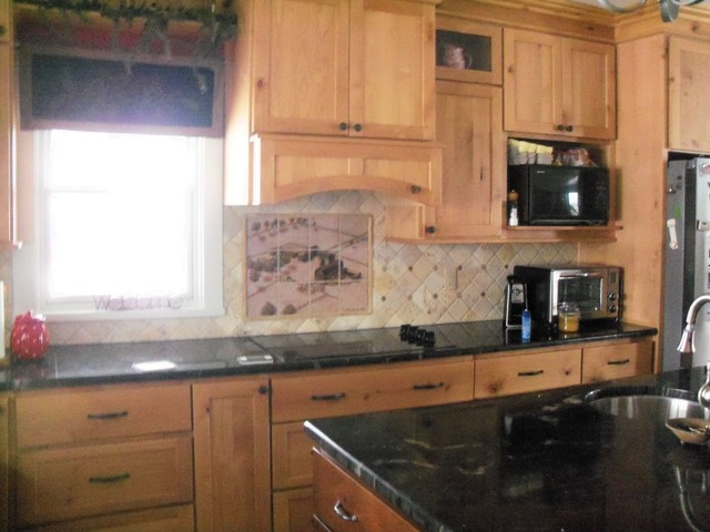 michigan farmstead hand painted kitchen backsplash tile mural kitchen donna kitchen backsplash design hand painted tiles