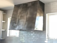 Copper ceiling panels - Traditional - Entry - by Milo's ...
