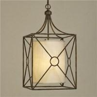 Riviera Iron Lantern eclectic-lamp-shades