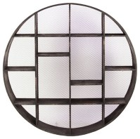 Round Wall Shelf - Modern - Display And Wall Shelves