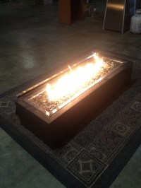 Napoleon Linear PatioFlame - Modern - Fire Pits - denver ...