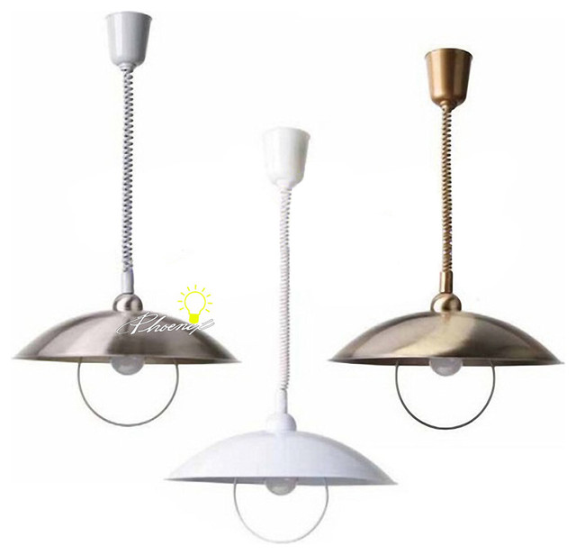 Pendelleuchten Verstellbar Adjustable Hanging Line Pendant Lighting - Contemporary