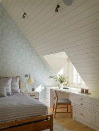 Dormer Bedroom Design Ideas, Pictures, Remodel & Decor