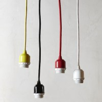 Pendant Cord Set - Modern - Pendant Lighting - by West Elm