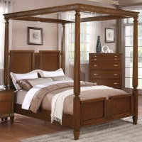 California King Canopy Bed | BangDodo