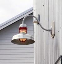 Outdoor Gooseneck Barn Light Fixtures | Car Interior Design