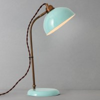 Plymouth Task Lamp, Aqua - Contemporary - Desk Lamps - by ...