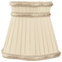 Decorative Trim Top Gallery Empire Beige Chandelier ...