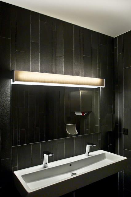 bathroom lighting los angeles contemporary