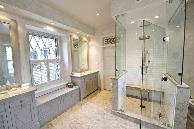 Houzz Master Bathrooms Historic Master Bath Remodel (west Chester, Pa