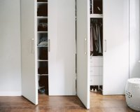 Modern Closet Doors Design Ideas, Pictures, Remodel and Decor